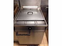 FALCON DOUBLE BASKET FRYER