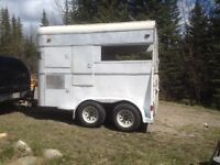 Two Horse Trailer