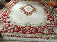 Aubusson 10x14 Carpet
