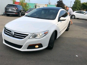 Volkswagen CC Sport    3.6l engine. 4 wheel drive