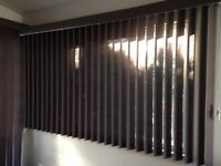 Window and patio blinds