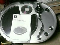 U S B record turntable