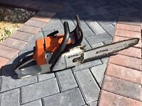 Chainsaw STIHL MS260
