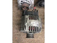vw golf mk5 1.9 tdi alternator for sale or supply and fit call parts