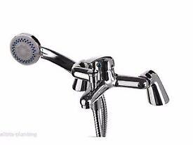 New Bath Mixer tap.