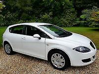 2009 Seat Leon 1.9TDI Ecomotive Superb Condition Throughout