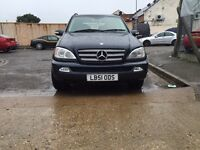 Mercedes ML 7 *seater* fully speed out in good condition! **bargain**
