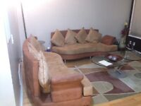 Two full size sofas for sale