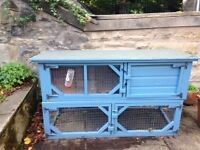 Rabbit/Guinea Pig Hutch for sale