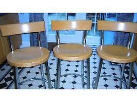 John Lewis kitchen / bar stools
