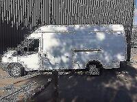 2011 Ford Transit 2.4 TDCi 350 EL Jumbo High Roof Van 6 speed £5k NO VAT May PX