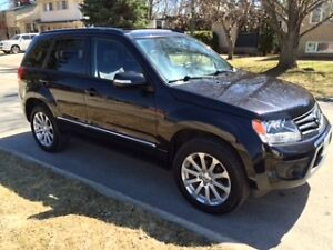 2013 Suzuki Vitara JLX Fully Loaded! Must sell!