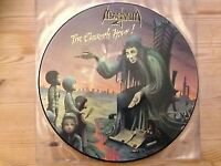 """Magnum - The Eleventh Hour - 12"""" Picture Disc"""