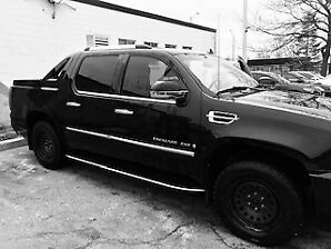 Cadillac Escalade EXT Truck with Winter/Summer tires. Quick Sale