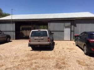 Workshop/Commercial/Repair Sheds with land Brinkworth Wakefield Area Preview