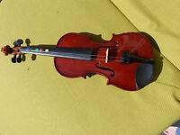 Primavery violin, 1/8