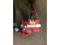 bmw e90 91 92 93 x5 x6 battery terminal complete for sale call parts thanks