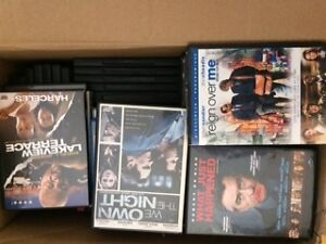 SOLD.   -   180 DVD movies for $75 - Sold as a group