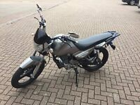 Zontes Monster 125cc Motorbike - Hardly used, Low Mileage, Excellent Condition!!!