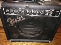 Fender PR241 Electric Guitar Amp with Reverb