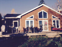 Stunning Lakefront Executitive Home for rent,