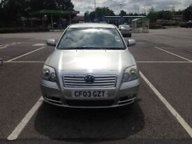 car for quick sale, low mileage mot September 17 clean and reliable