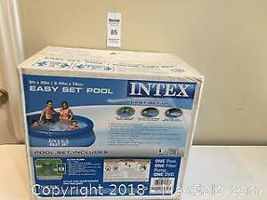 "Swimming Pool 8 Feet x 30"" in box"