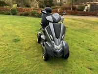 King Cobra Mobility Scooter as new ( used for 1 month-only done 8 kilometres)