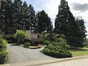 House on half acre view lot in North Delta