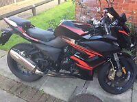AJS R7 124CC Motorbike for Sale