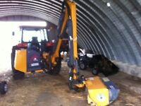 Ferri TVX60 boom mower