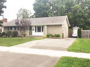 Beautiful 3 bedroom upper level of a bungalow.  All inclusive.