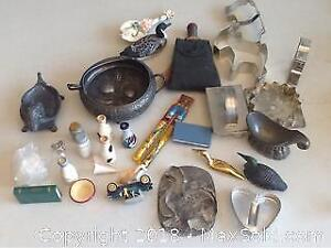 Mixed Lot Odds And Ends
