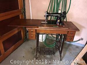 Sewing Machine-A