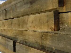 bois de grange pour table ou meuble