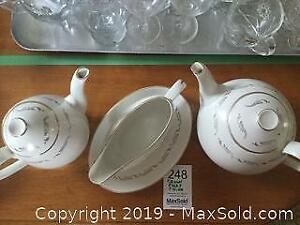 Crown Essex China A