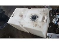 White Water tank for sale 150 liter big capacity