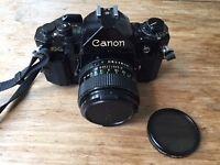 Canon A-1 SLR