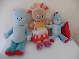 In the Night Garden Upsy Daisy bundle £3 for all collection from Shepshed (or can post)