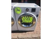 **£99** 9KG WHITE LG WASHING MACHINE