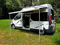 2014 Nissan Primastar/ Renault Traffic/ Vauxhall Vivaro Diesel Camper Van