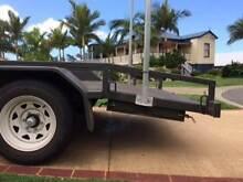 Car Trailer 3200kg with rack & boat loader Warner Pine Rivers Area Preview