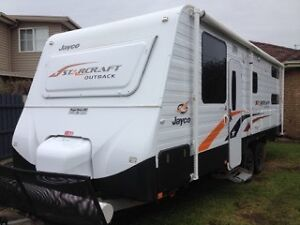 Caravan 2015 Jayco Starcraft OB Aspendale Kingston Area Preview