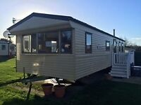 GREAT OPPORTUNITY - static caravan for sale Weymouth Dorset