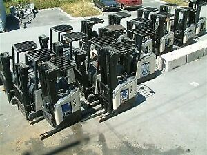 CANADA,s LARGEST SUPPLIER OF ELECTRIC and PROPANE FORKLIFTS