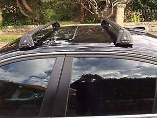 BMW ROOF RACKS - Rola Tailored Fit - BMW 3 Series E90 2005 - 2012