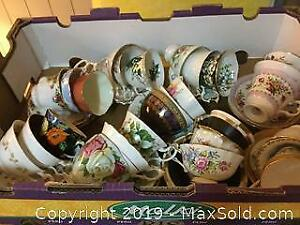 Collection Of Fine China A