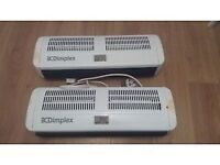 Dimples 3KW Overdoor /Curtain Heaters