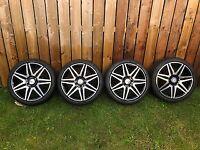 18 inch Mercedes Alloys