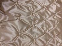 Decorative Bed Cover Oyster Colour